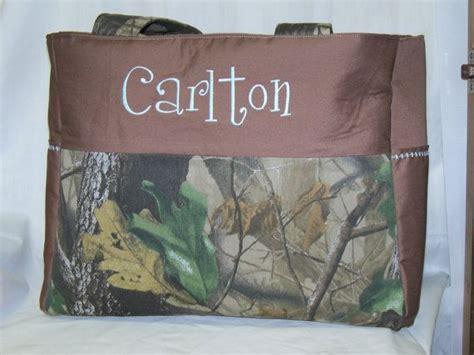camo diaper bag monogrammed large travel  sonshinecreations  camo diaper bags bags