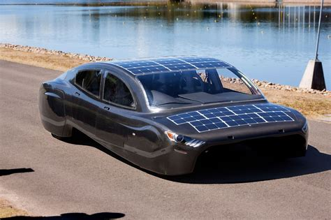 Solar Car by Electric Vehicle News