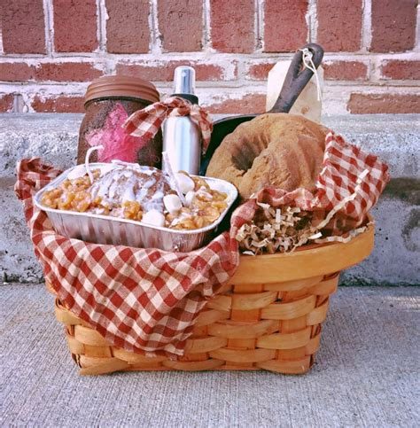 kitchen basket ideas gift basket ideas