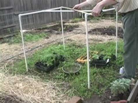 garden cage youtube