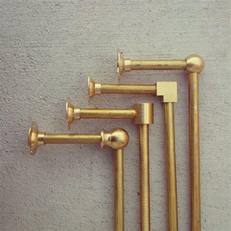 Solid Brass Bathroom Fixtures by Solid Brass Towel Bar Hardware Salle De