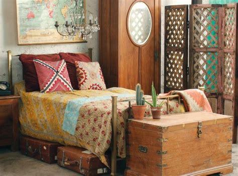 chambre coloniale design d 39 intérieur avec meubles exotiques 80 idée