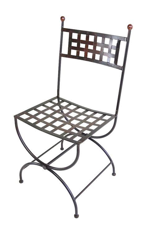chaises en fer forgé chaise en fer forgé lacoste mobilier en fer forgé aix