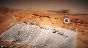 A HELICOPTER will take to the skies above Mars in 2020 ...