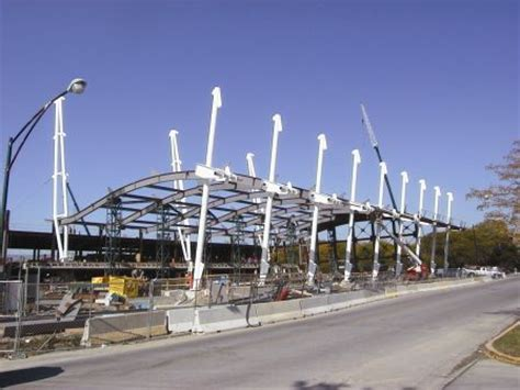 square metal tubing curved structural steel beams the chicago curve