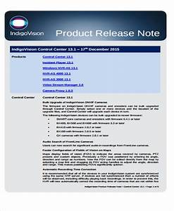 8 Release Note Templates