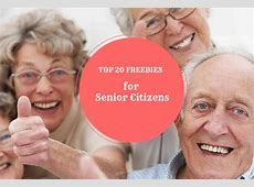 free services for senior citizens