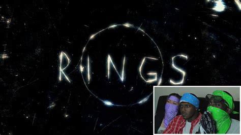 rings  trailer reaction youtube