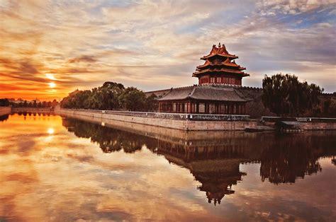 Travel Trip Journey Forbidden City Beijing China