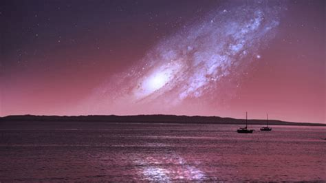 Are All These Amazing Photos Scenes Taken Galaxies