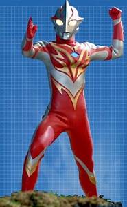 Image - Ultraman mebius (burning brave) 1.jpg - Ultraman ...