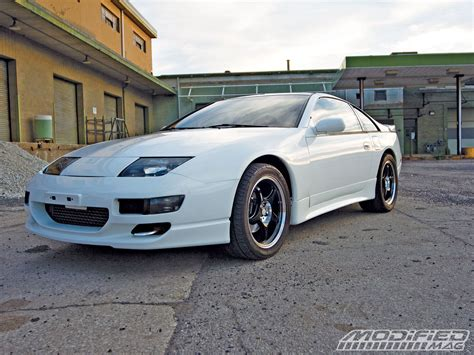 Nissan 300zx by Andy Turpin S 1990 Nissan 300zx Turbo Modified Magazine