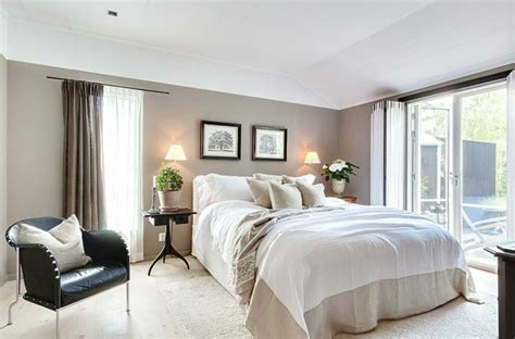 chambre adulte beige comment incorporer la couleur cappuccino dans votre maison