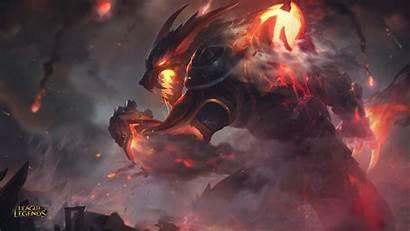 Rift Outer Space Nebula Flame Phenomenon Summoner