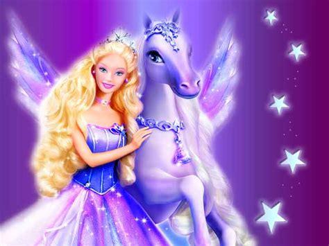 Baju Hamil Barbie Magic Of The Pegasus Barbie Movies Wallpaper