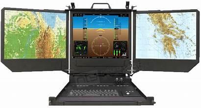 Multi Military Display Displays Industrial Head Computer