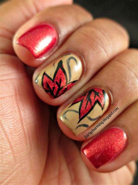 autumn nail designs 12 autumn leaf nail designs ideas 2016 fabulous