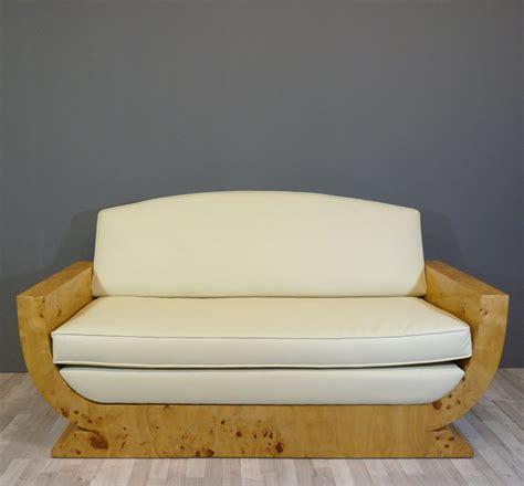 deco canapé canapé déco en loupe d 39 orme meubles déco