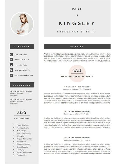 Professional Resume Ideas by 80 Best Resume Ideas Images On Professional