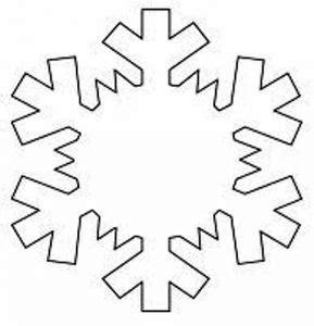 plantillas de copos de nieve reiseziele pinterest