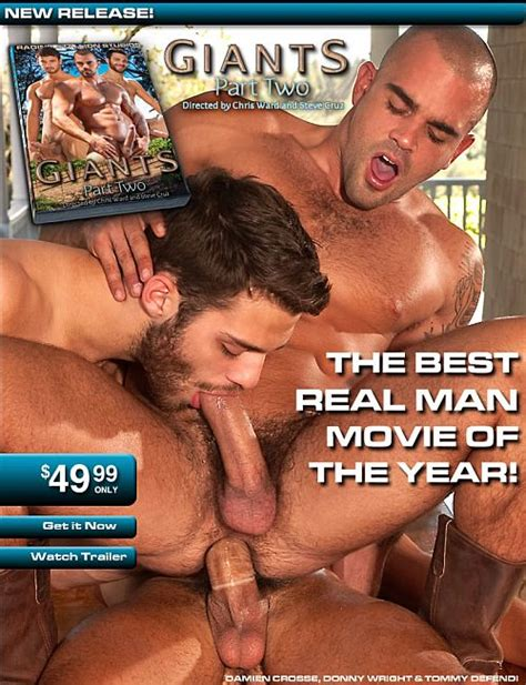 Giants Part Ii Now Available At Raging Stallion Studos