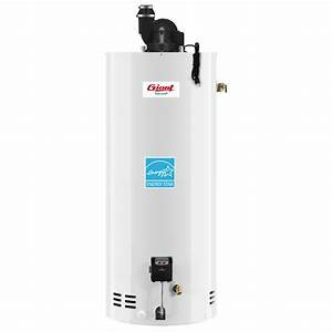 Residential Gas-fired Water Heater - Power Vent
