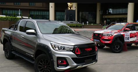 toyota hilux trd interior specs review  sale