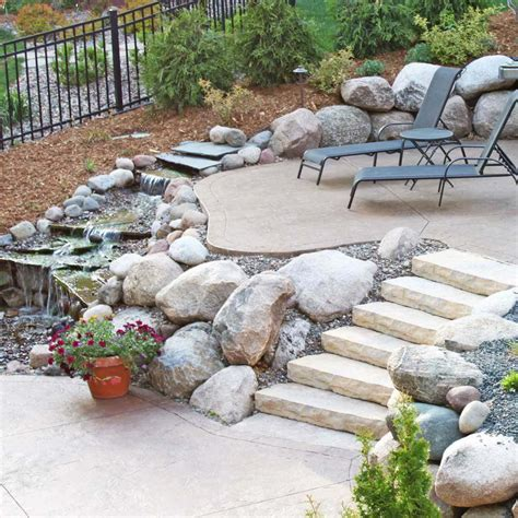 Dude Backyard Level 15 by 15 Patio Designs The Family Handyman