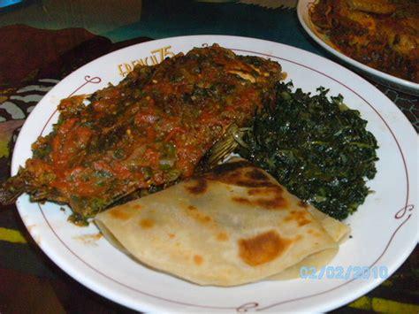 Kenyan Cuisine  Anaheim, California  Kenyan Jewels