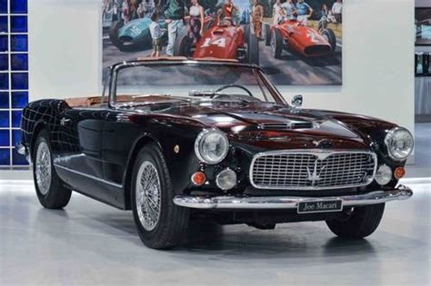 Classic Maserati For Sale by For Sale Maserati Vignale Spyder 1960 Classic Cars Hq