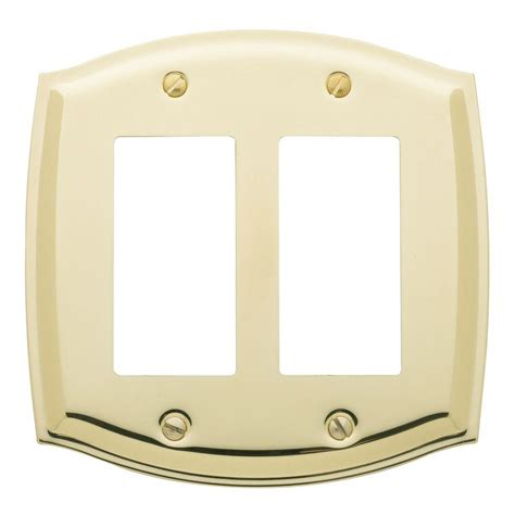 century 4 decorator wall plate polished hton bay century 3 decorator wall plate polished