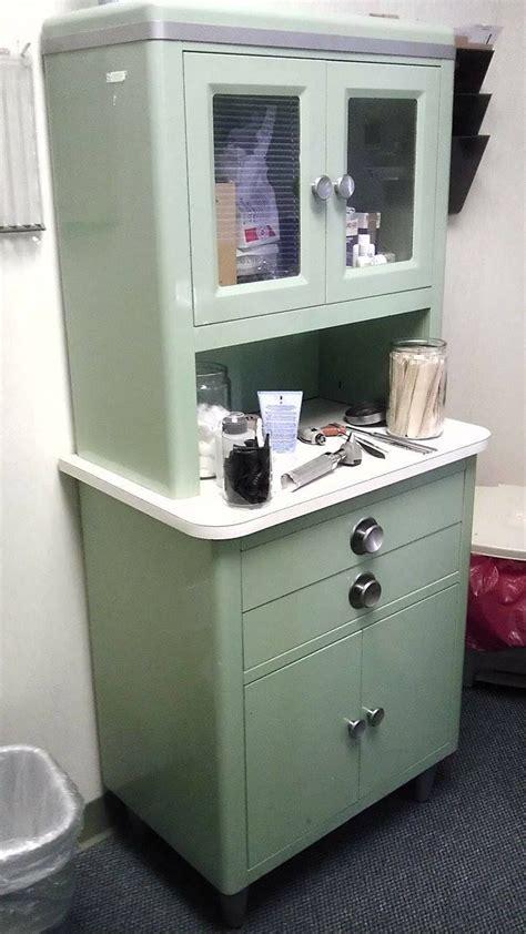 vintage medical cabinet   Vintage medical cabinet.   say