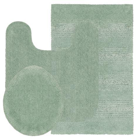 homes gardens american  bath rug collection