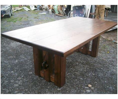 antique harvest table for square modern harvest table 7475
