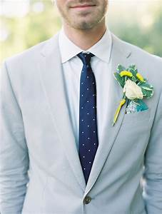 Groomsmen In Light Blue Suit Elizabeth Anne Designs The