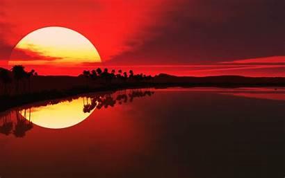 Sun Sunset Desktop Wallpapers Backgrounds Mobile
