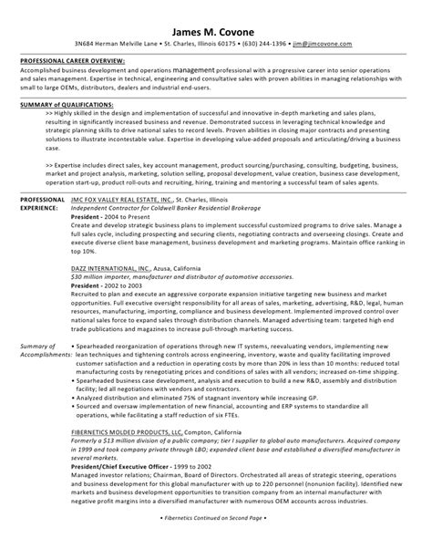 Investor Relations Resume Templates by Jmc Resume