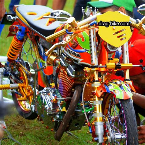 Tiger Modifikasi Drag by Modif Honda Tiger Nganjuk Terbaru Botol Modifikasi