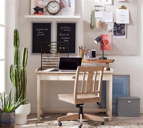 pottery barn desk accessories gray blythe linen desk accessories tall file box