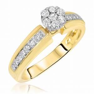 21 plain 14k yellow gold wedding ring sets navokalcom With plain wedding ring sets