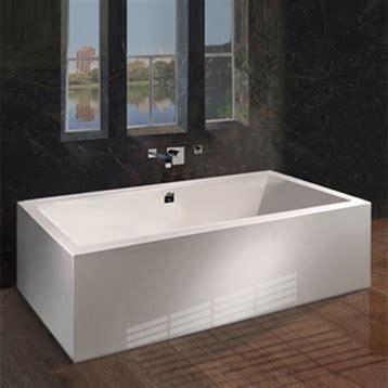 48 freestanding tub mti andrea 18a freestanding sculpted tub 72 quot x 48 25 quot x