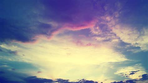 Cloudy Sky Background Hd Beautiful Sky Wallpaper