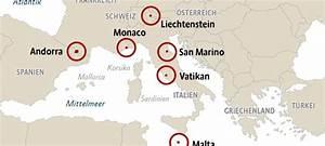 Zwergstaaten Das Sind Europas Mini Lnder Dudanews
