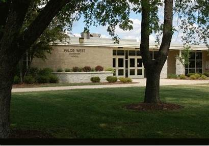 Palos South Middle District Elementary East West