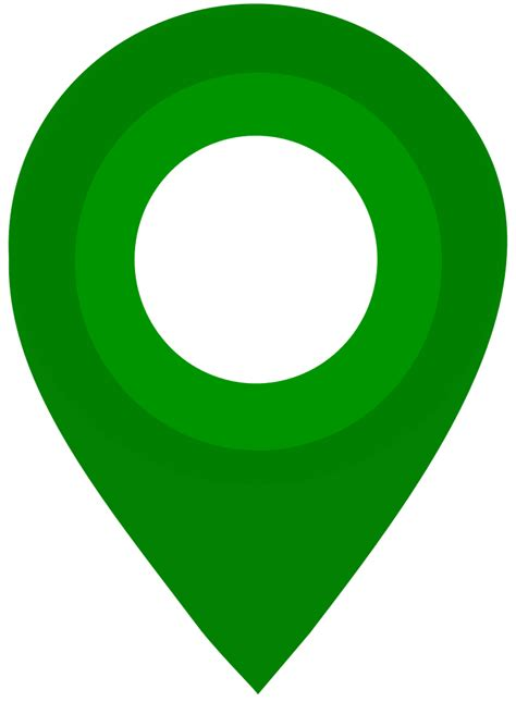 File:Map pin icon green.svg - Wikimedia Commons