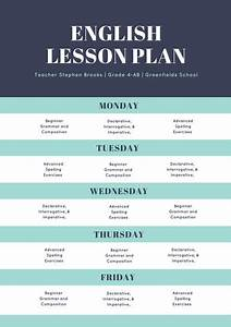 Creative Online Resumes Customize 1 304 Lesson Plan Templates Online Canva