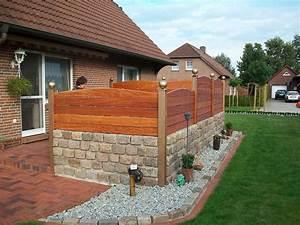 1000 ideen zu windschutz terrasse auf pinterest With französischer balkon mit schwimmbad im garten selber bauen