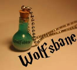 Wolfsbane Potion Harry Potter