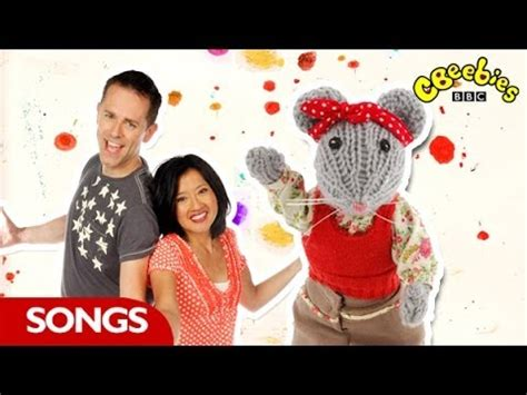 Cbeebies Show Me Show Me  Miss Mouse Song Youtube