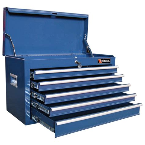 tool cabinets and chests excel 5 drawer tool chest tool chests cabinets at hayneedle